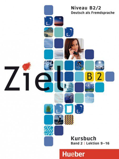 Ziel B2, Band 2, Lek 9 - 16 - Kursbuch (livro de classe)