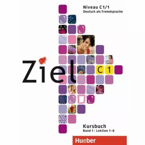 Ziel C1, Band 1, Lek 1 - 6 - Paket Kursbuch und Arbeitsbuch mit Lerner-CD-ROM (livro de classe e exerc¡cios)