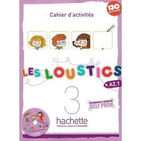 Les Loustics 3 - Cahier dïactivit's + CD audio