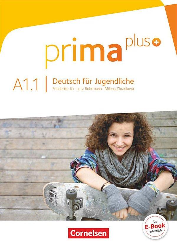 Prima Plus A1/1 - Schülerbuch