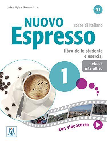 Nuovo Espresso 1 - Libro dello studente e esercizi + ebook interattivo - A1