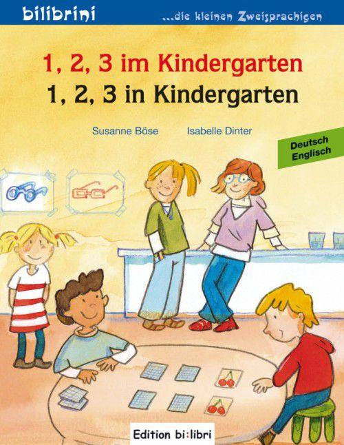 Bi:libri - 1, 2, 3 im Kindergarten