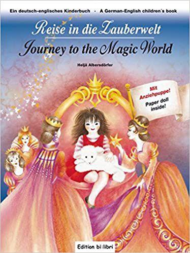 Bi:libri - Reise in die Zauberwelt mit Anziehpuppe!