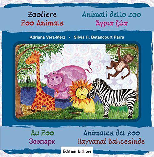 Bi:libri - Zootiere in acht Sprachen
