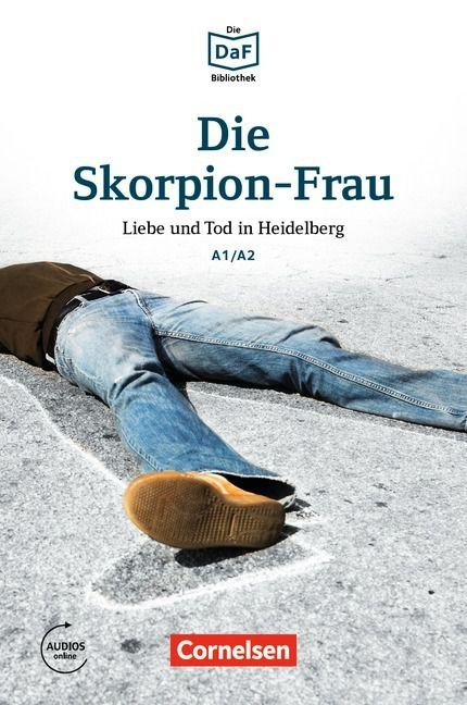 Die DaF-Bibliothek: Die Skorpion-Frau