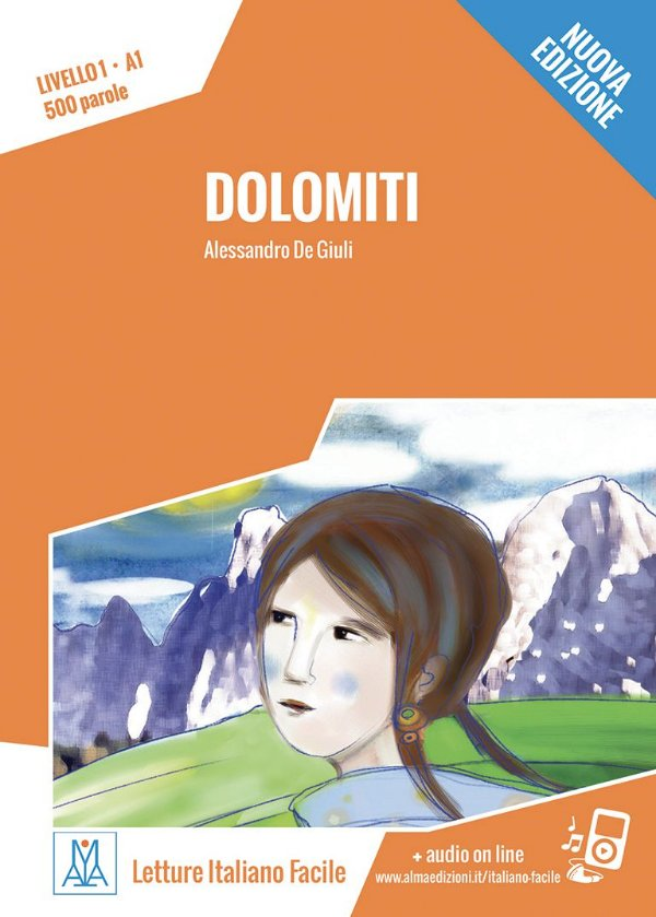 Dolomiti - Nuova edizione (n¡vel A1)