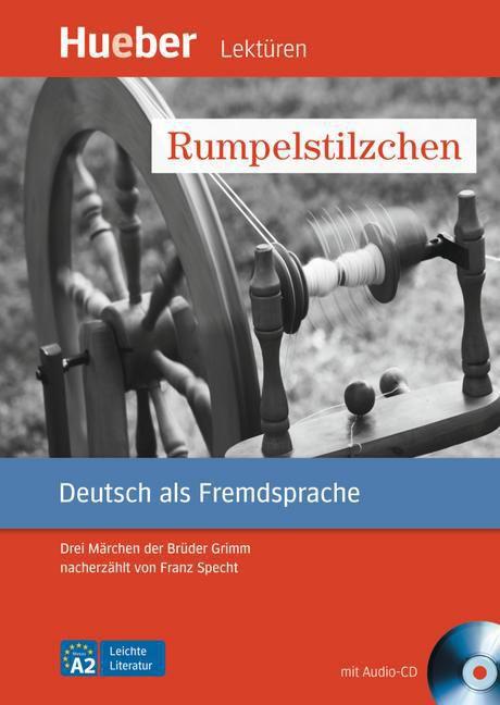 Leichte Literatur - Rumpelstilzchen mit Audio-CD