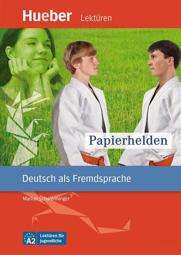 Lektüren für Jugendliche - Papierhelden