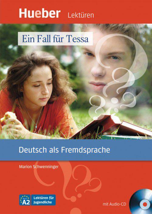 Lektüren für Jugendliche - Ein Fall für Tessa mit Audio-CD
