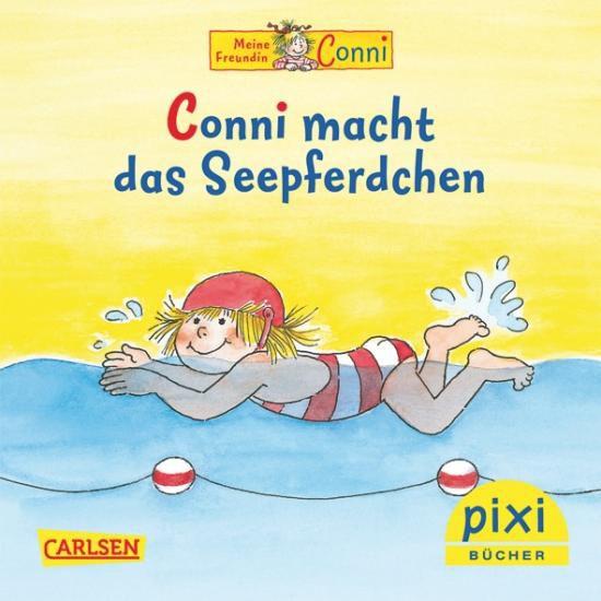 Pixi - Conni macht das Seepferdchen