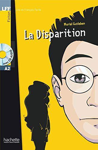 La Disparition + CD audio