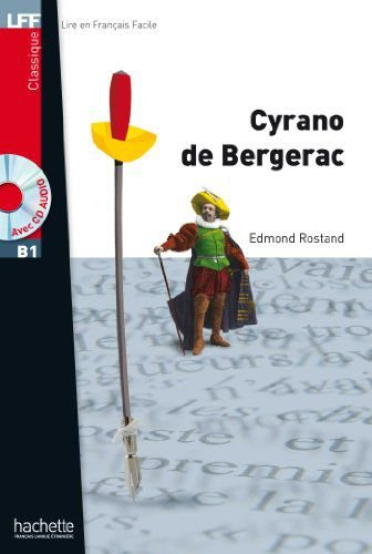 Cyrano de bergerac + CD audio