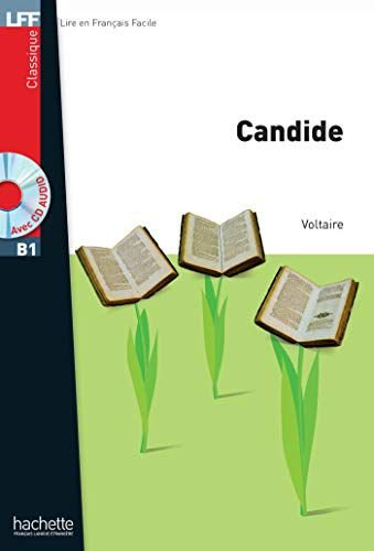 Candide + CD audio