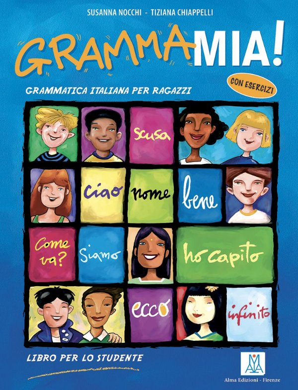 Grammamia! (11 a 14 anos - n¡vel A1/B1)