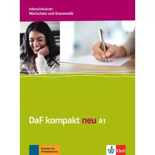 DaF kompakt Neu A1 - Intensivtrainer, Wortschatz und Grammatik