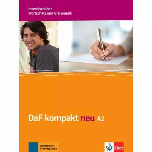 DaF kompakt Neu A2 - Intensivtrainer, Wortschatz und Grammatik