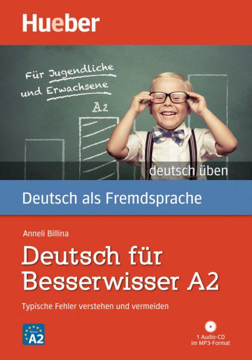 Deutsch fr Besserwisser A2 - Buch mit MP3-CD