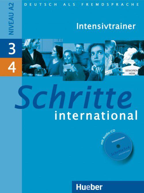 Schritte International Intensivtrainer 3 e 4 + CD - A2