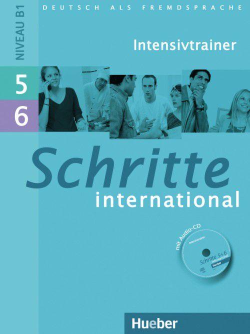 Schritte International Intensivtrainer 5 e 6 + CD - B1