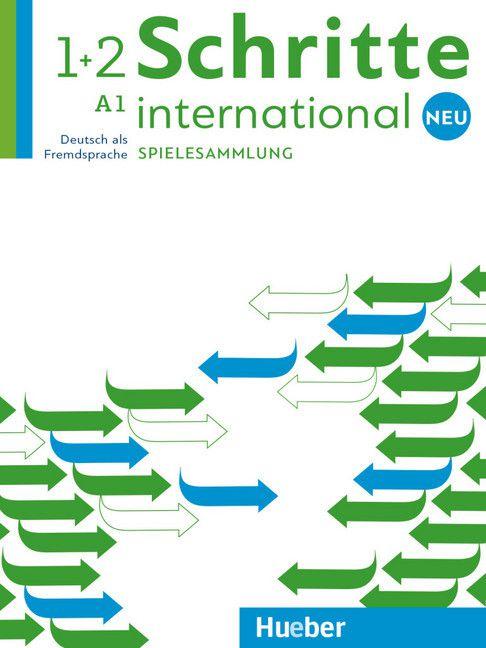 Schritte International Neu 1+2 - Spielesammlung