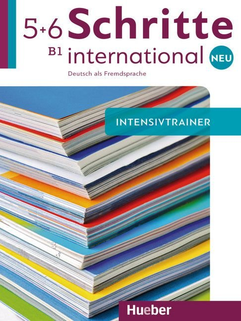 Schritte International Neu 5+6 - Intensivtrainer mit Audio-CD