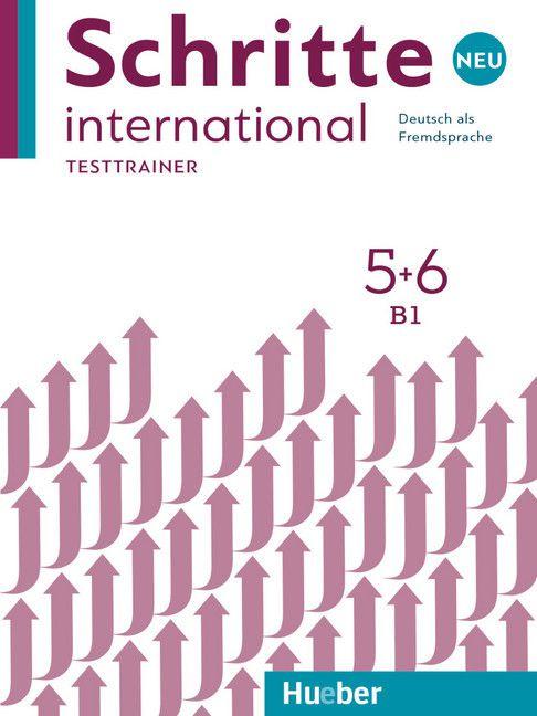 Schritte International Neu 5+6 - Testtrainer mit Audio-CD
