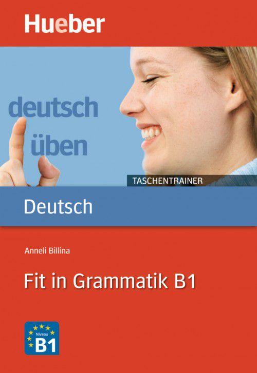 Taschentrainer - Fit in Grammatik - B1