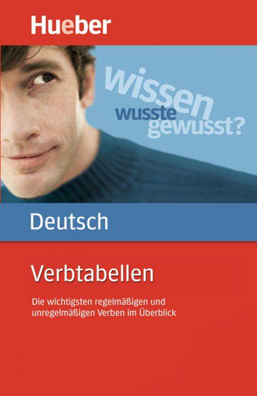 Verbtabellen Deutsch - NOVA EDIÇÃO