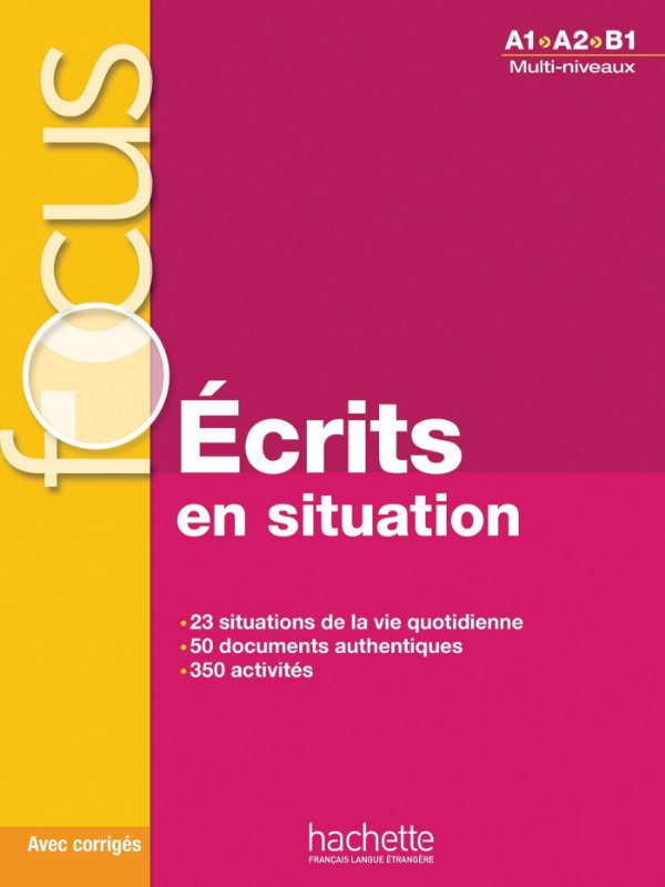Focus - crits en situations + corrig's