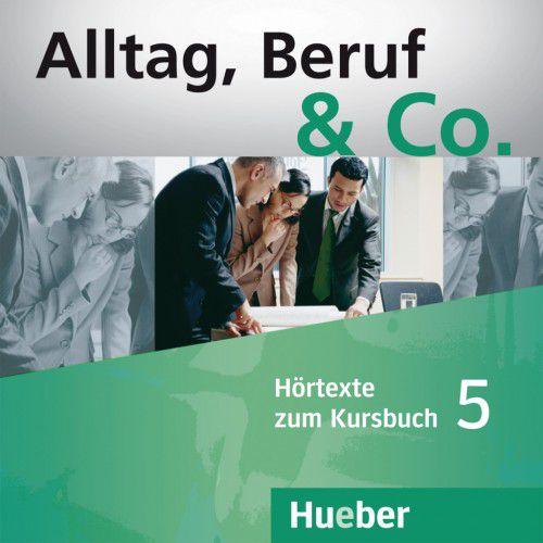 Alltag, Beruf  Co. 5 - Audio-CD - B1/1