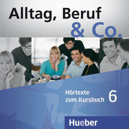 Alltag, Beruf  Co. 6 - Audio-CD - B1/2