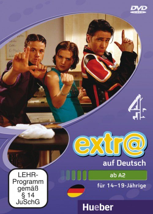 extr@ auf Deutsch - 2 DVDs