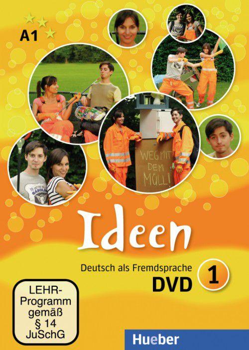 Ideen 1 - DVD - A1