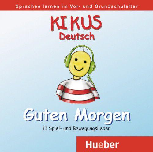 KIKUS - CD de MéSICAS Guten Morgen