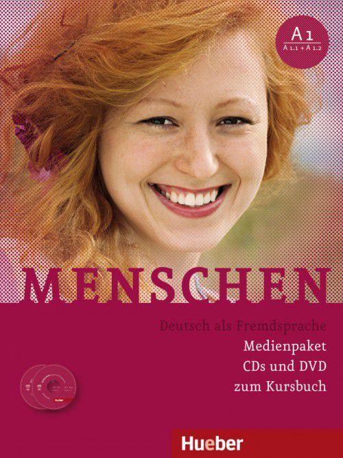 Menschen A1 - Medienpaket (SOMENTE AUDIO-CDs e DVD DO PROFESSOR)