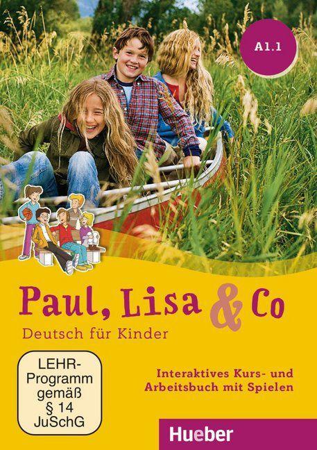 Paul, Lisa & Co A1/1 - Interaktives Kursbuch fr Whiteboard und Beamer - DVD-ROM