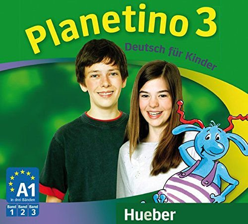 Planetino 3 - Audio-CDs - A1
