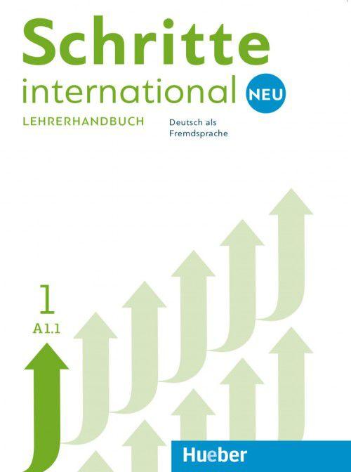 Schritte International Neu 1 - Lehrerhandbuch - A1/1