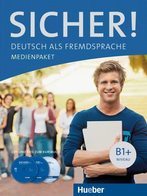 Sicher B1+ Medienpaket (SOMENTE AUDIO-CDs e DVD DO PROFESSOR)