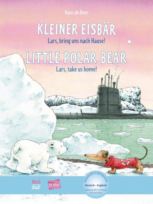 """Bi:libri - Kleiner Eisb""""r -Lars, bring uns nach Hause! mit MP3"""