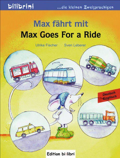 """Bi:libri - Max f""""hrt mit"""