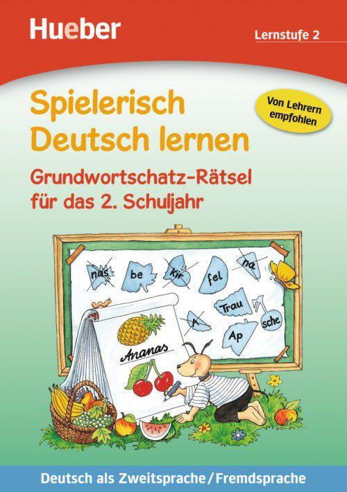 """Spielerisch Deutsch lernen - Grundwortschatz-R""""tsel fr das 2. Schuljahr"""