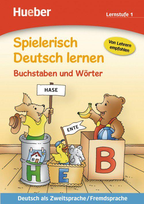 """Spielerisch Deutsch lernen - Buchstaben und W""""rter - Lernstufe 1"""
