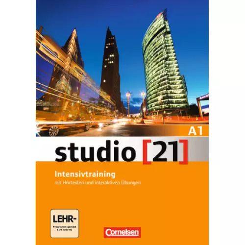 "Studio 21 A1 - Intensivtraining mit H""rtexten und interaktiven šbungen (AUDIOS e EXERCÖCIOS EXTRAS)"