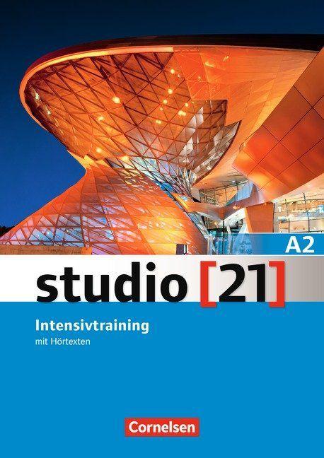 """Studio 21 A2 - Intensivtraining mit H""""rtexten"""