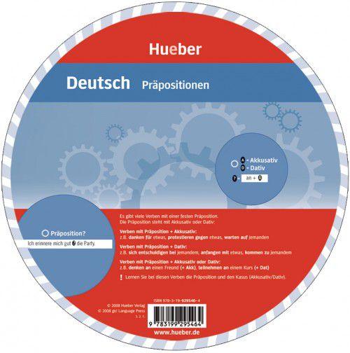 """Wheel Deutsch - Pr""""positionen"""