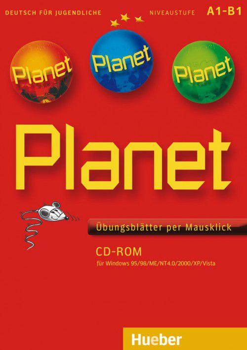 """Planet 1 CD-ROM - šbungsbl""""tter per Mausklick"""