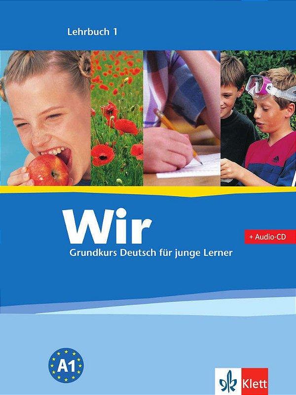 Wir 1 - Lehrbuch - A1