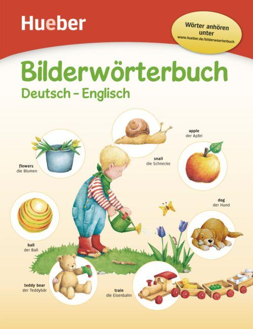 """Bilderw""""rterbuch Deutsch-Englisch"""