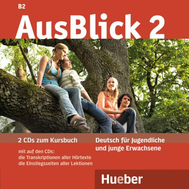 AusBlick 2 - CD de µUDIO - B2